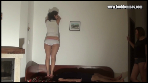 Daisy and Lacta – Traditional Trampling Part1