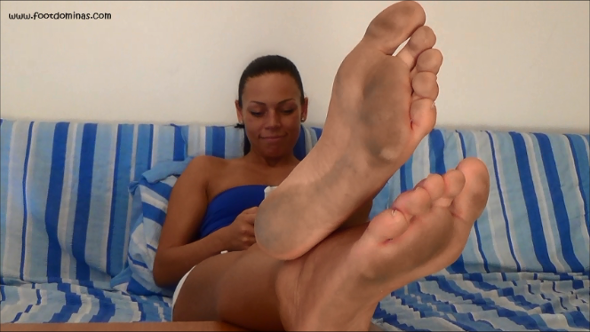 Lexy Noir – Dirty Feet POV