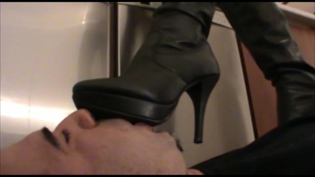Mira – Hard Trampling In High Boots Part2