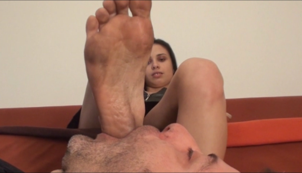Goddess foot domination september copulation 1 - 3 part 5