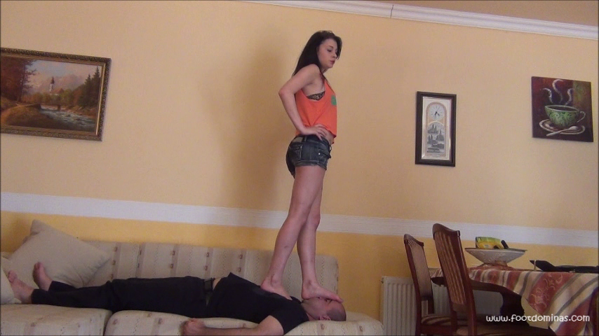 AURA – Trampling and Foot Domination PART3