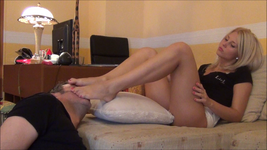 GABRIELLA – Worship My Tired Feet (Full View) PART2