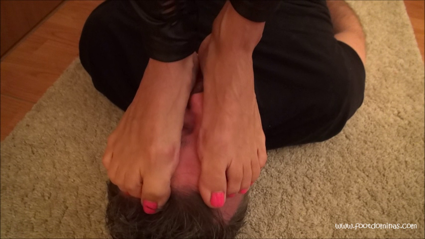OLIVIA – Trampling In Leggings PART2